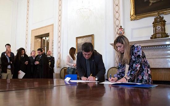 P.PORTO celebra protocolo destinado a estudantes em mobilidade