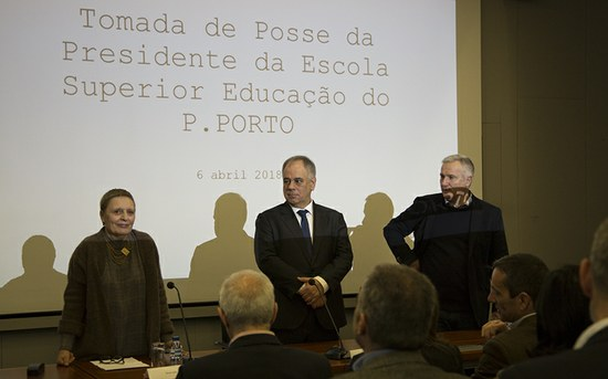 Prudência Coimbra é a nova Presidente da ESE