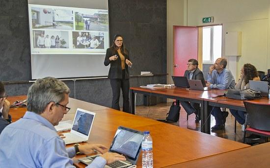 20 parceiros internacionais debatem o projeto LAPASSION