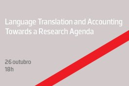 Seminário: Language Translation and Accounting