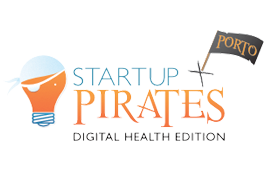 Startup Pirates Porto: Digital Health Edition