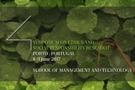Symposium on Ethics and Social Responsibility Research 2017