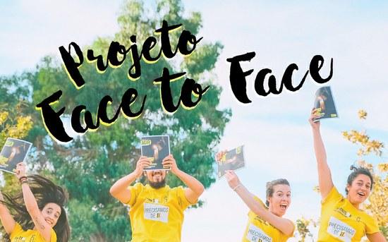 Vagas em part-time para projeto Face to Face Porto