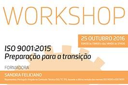 Workshop: ISO 9001:2015